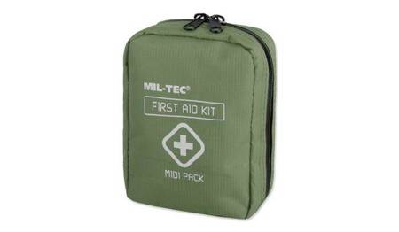 Apteczka First Aid Pack Midi - Zielony - Mil-Tec