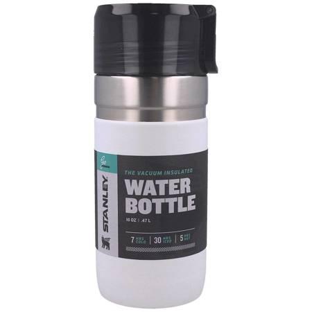 Butelka termiczna Stanley GO SERIES biała 0,47L