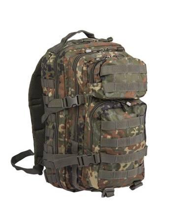 Plecak Small Assault Pack - Flecktarn - Mil-Tec