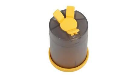 Pojemnik Shaker na trzy przyprawy - Lemon