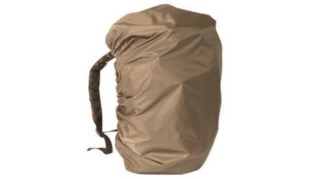 Pokrowiec na plecak do 80 L - Coyote Brown - Mil-Tec