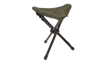 Składane krzesełko trójnożne - Mil-Tec