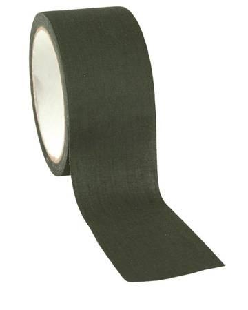 Taśma Cloth Camo Tape - Zielony OD - Mil-Tec